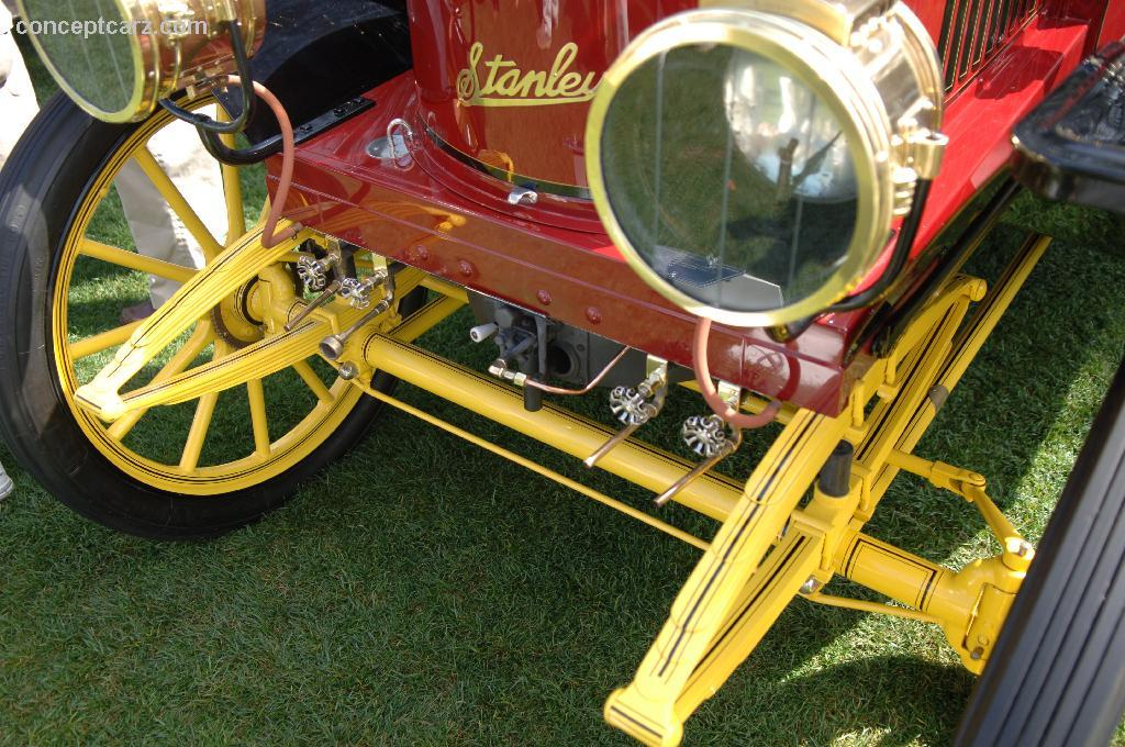 Stanley Steamer Car >> 1909 Stanley Steamer Model R Image. Photo 22 of 32