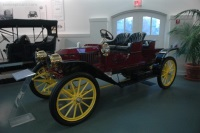 1909 Stanley Steamer Model R image.