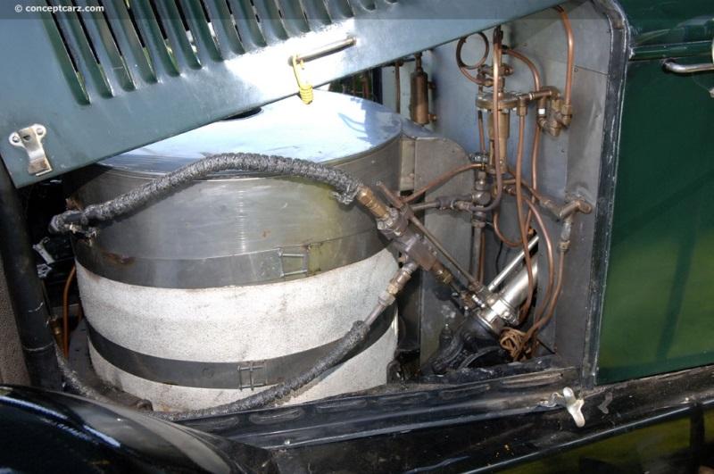 1926 Stanley Steamer SV 262