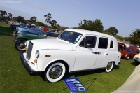 1986 Sterling Asutin Limousine.  Chassis number SCRUB75L1FD461677