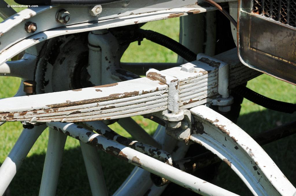 1907 Stoddard-Dayton Model K