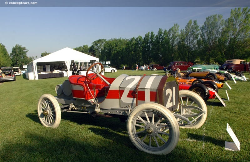 1909 Stoddard-Dayton Model K Indy Car