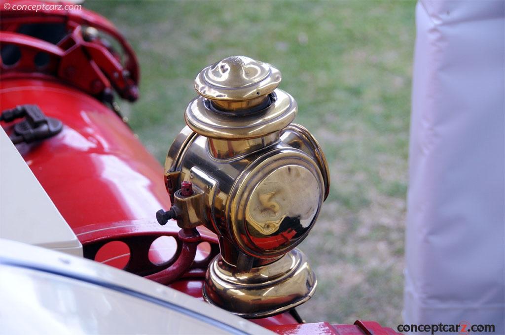 1910 Stoddard-Dayton Model 10C