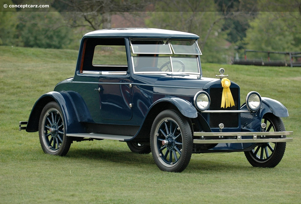 1924 Studebaker Light Six Pictures History Value