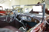 1931 Studebaker President Series 80.  Chassis number 7033484