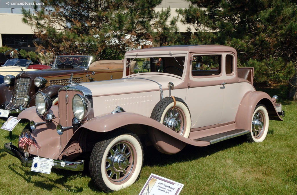 Auction Results And Sales Data For 1932 Studebaker