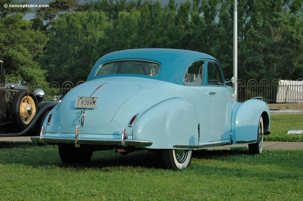 Cadillac Bel Air >> 1941 Studebaker President Image