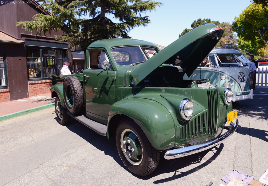 1948 Studebaker M Series History, Pictures, Value, Auction ...
