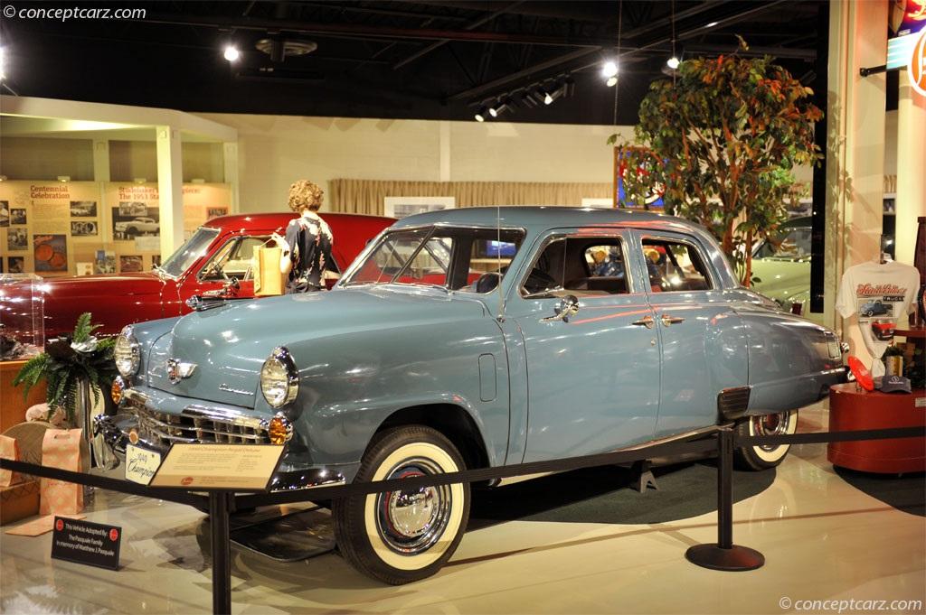 1949 Studebaker Champion Regal Deluxe