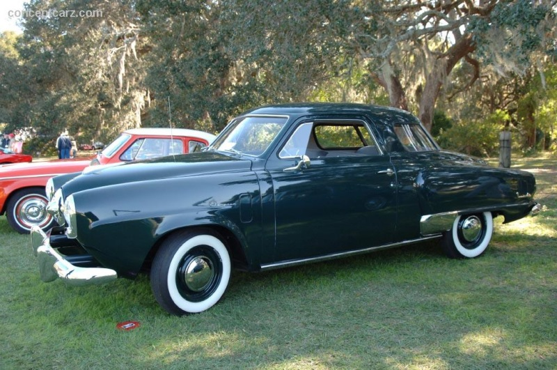 1950 studebaker champion starlight coupe image photo 2 of 11 - Studebaker champion starlight coupe ...