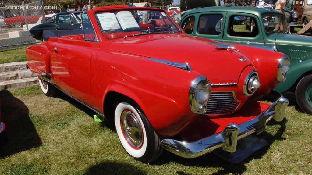 1951 Studebaker Commander State Pictures History Value