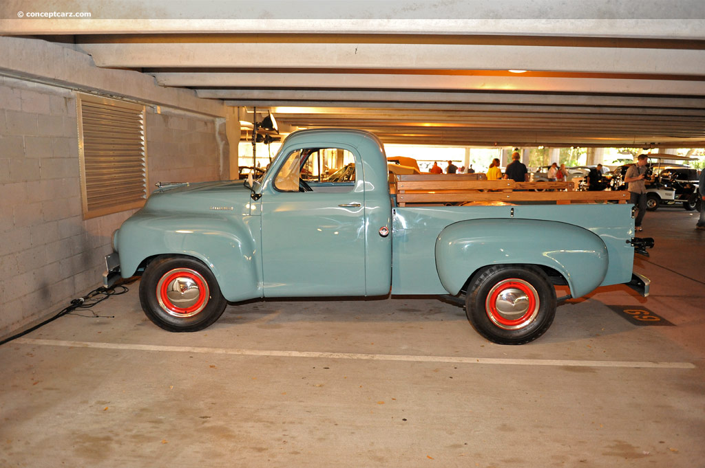 Hybrid Pickup Truck >> 1952 Studebaker 2R5 History, Pictures, Value, Auction Sales, Research and News
