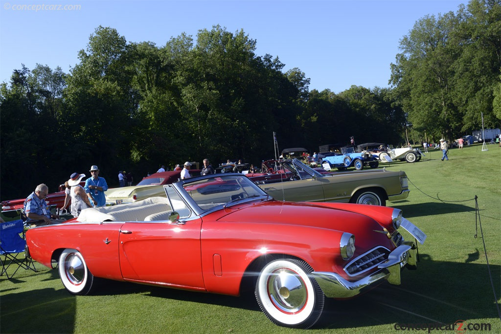 1953 Studebaker Commander Prototype History, Pictures, Sales Value ...