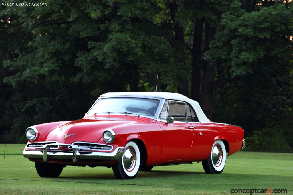Concours D Elegance >> 1953 Studebaker Commander Prototype Image. Photo 2 of 6