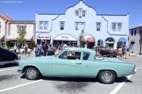 Studebaker Champion Custom 2-Door Sedan