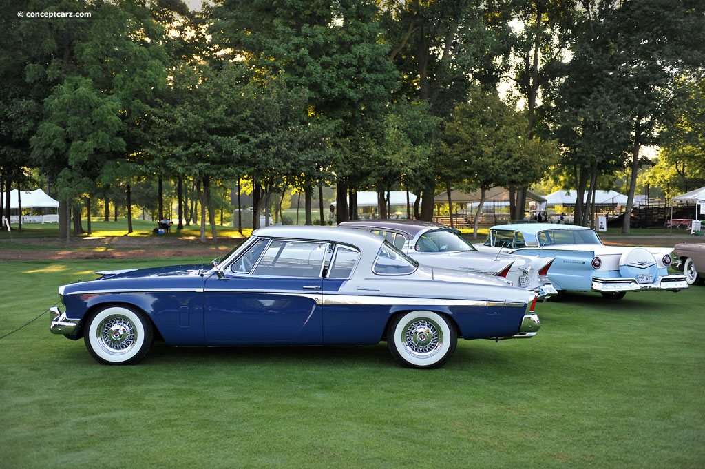 1955 studebaker commander history pictures value auction sales