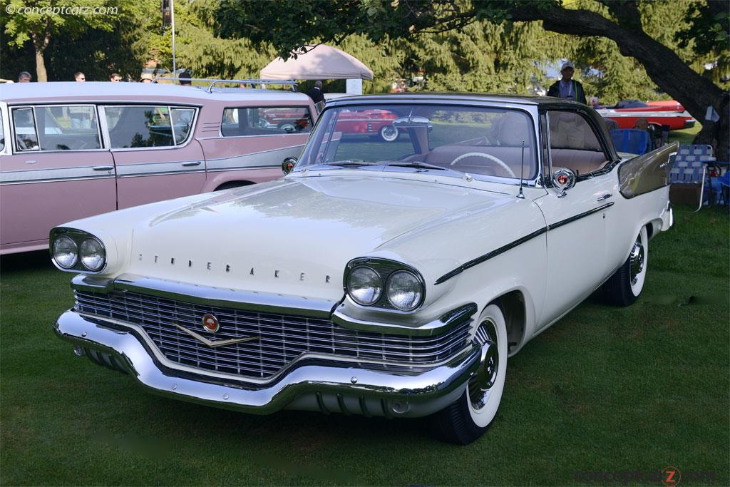 Auction Results And Sales Data For 1958 Studebaker President