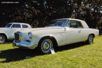 1962 Studebaker GT Hawk image.