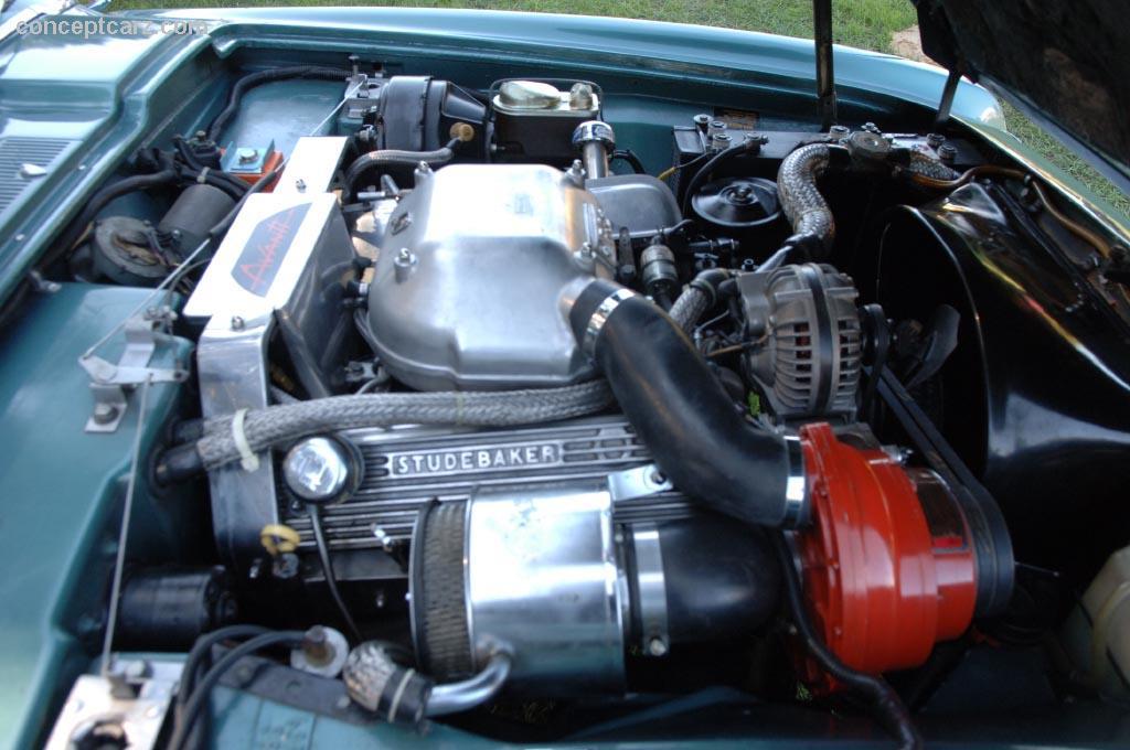 1963 Studebaker Avanti R2 Image Httpswwwconceptcarz