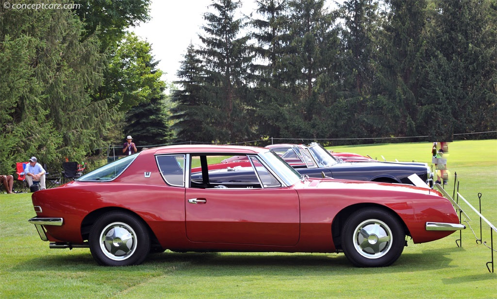1964 Studebaker Avanti History Pictures Value Auction Sales Research And News