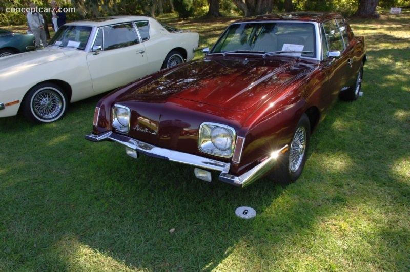 1978 Studebaker Avanti II