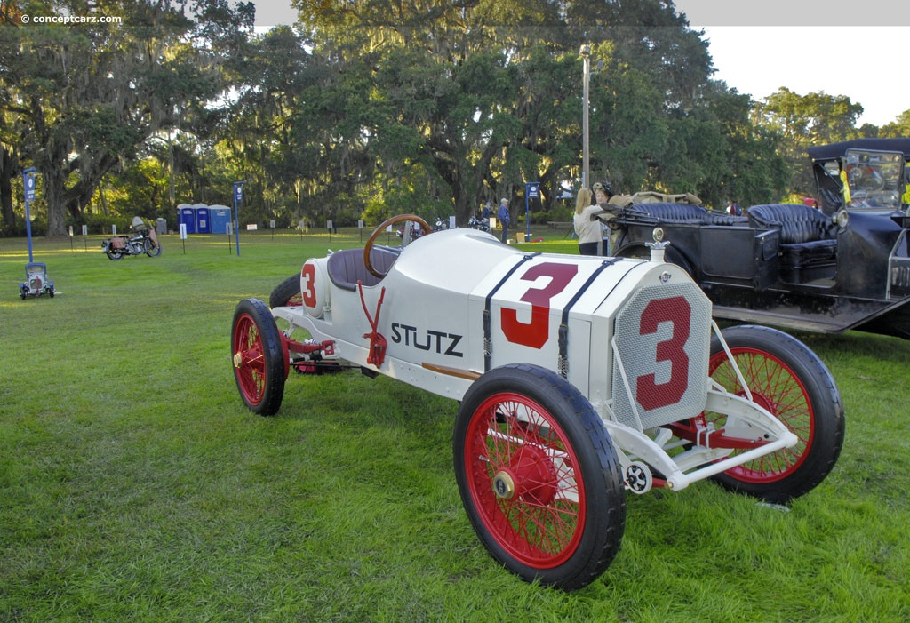 1914 Stutz Indy Racer History Pictures Value Auction Sales Research And News