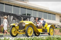 1914 Stutz Model 4E.  Chassis number 2177
