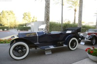 1916 Stutz Model C.  Chassis number 4212