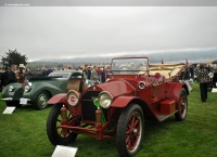 1916 Stutz Model 4F Bulldog