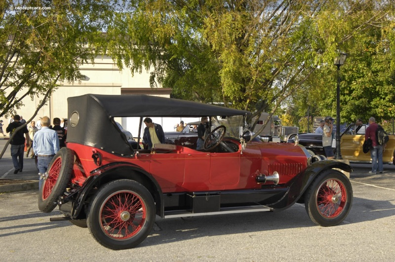 1918 Stutz Series G pictures and wallpaper