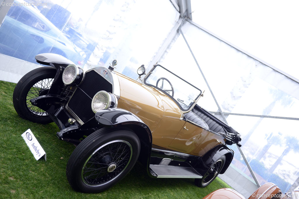 Auction Results and Sales Data for 1921 Stutz Series K