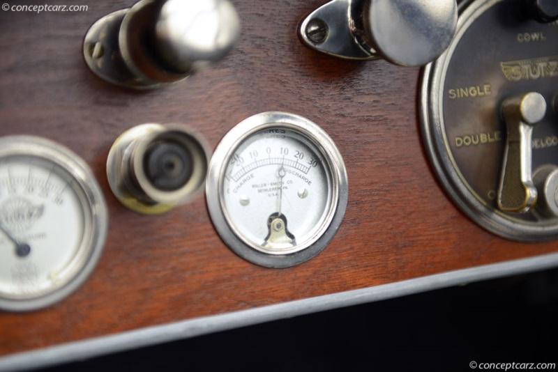 1921 Stutz Series K
