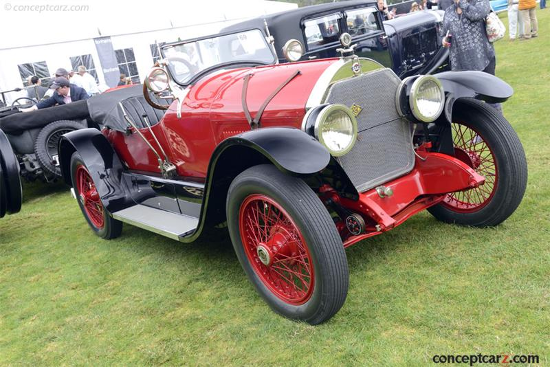 1921 Stutz Series K History, Pictures, Value, Auction