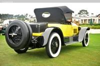 1923 Stutz Speedway Four
