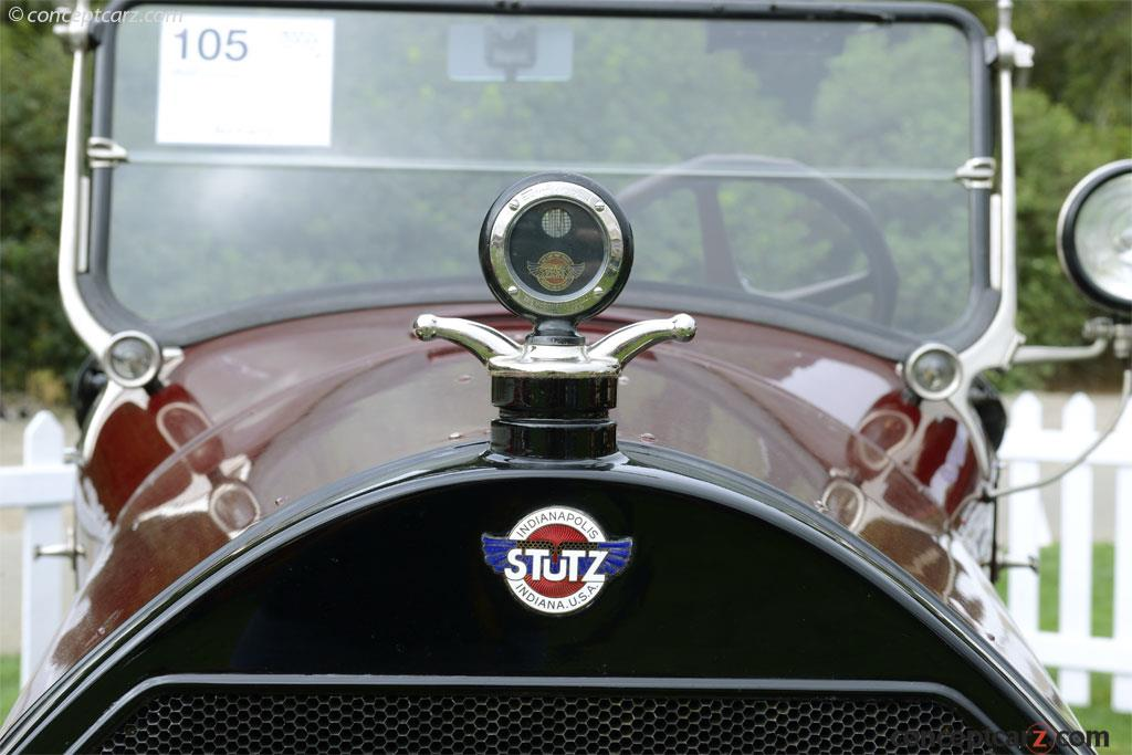 1923 Stutz Speedway Four photo
