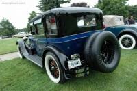 1926 Stutz Vertical Eight AA