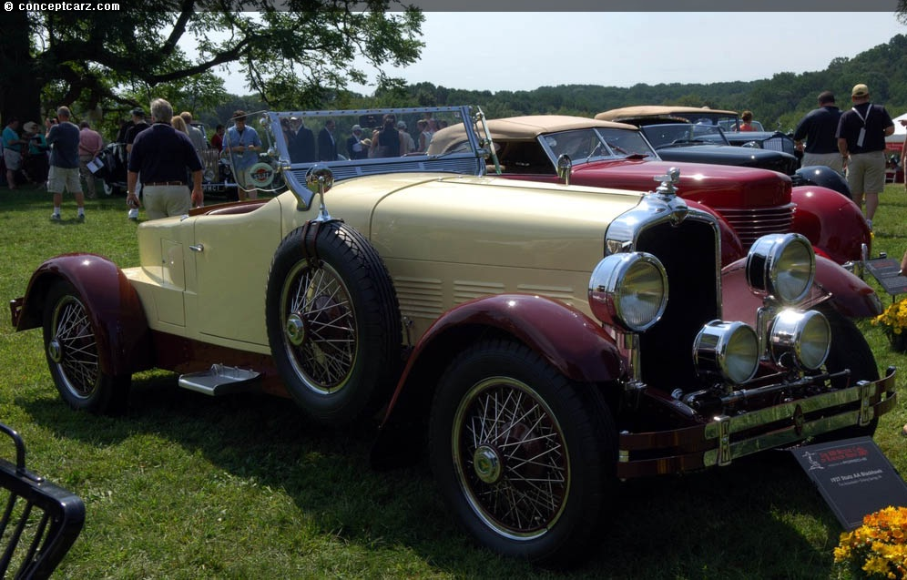 1927 Stutz Model Aa Image