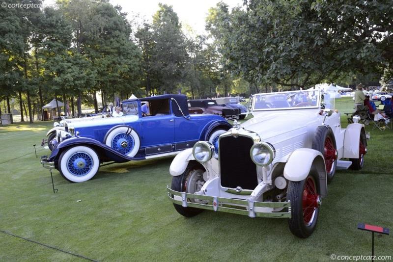 1927 Stutz Model AA