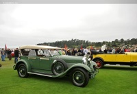 1928 Stutz Model BB.  Chassis number BBC4BB27C