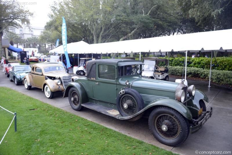 1928 Stutz Model BB