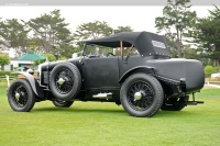 1929 Stutz Supercharged