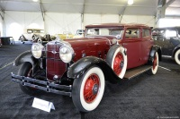 1929 Stutz Model M.  Chassis number M854CD223