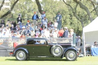 1929 Stutz Model M.  Chassis number 31312