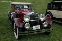 Pre-War Classic-1925-1934
