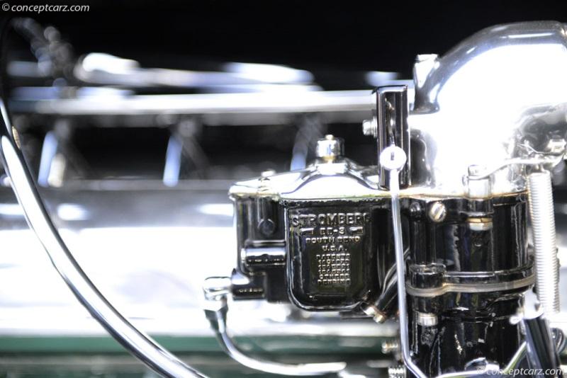 1933 Stutz DV-32