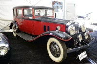 1933 Stutz SV-16.  Chassis number SV-21-1538