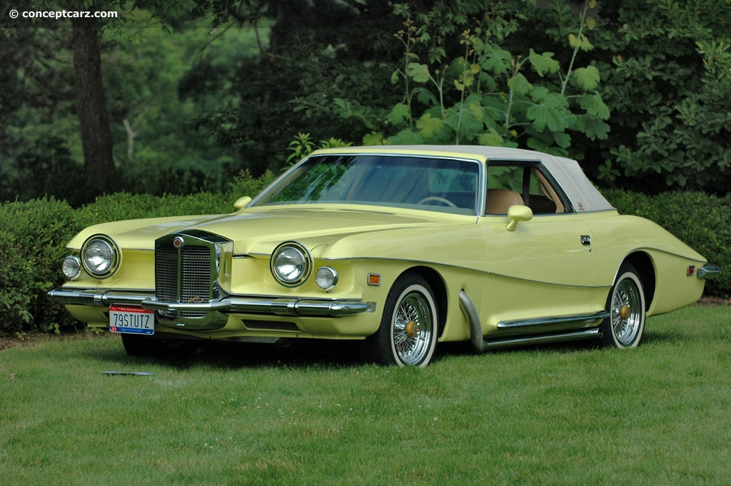 1979 Stutz Bearcat History Pictures Value Auction Sales