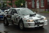 2001 Subaru Impreza WRX STi image.