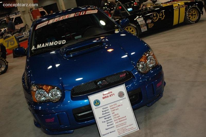2004 Subaru Impreza Wr1 Conceptcarz Com