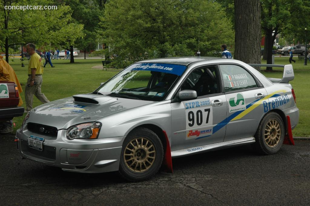 2004 Subaru Impreza Image. Photo 89 of 111